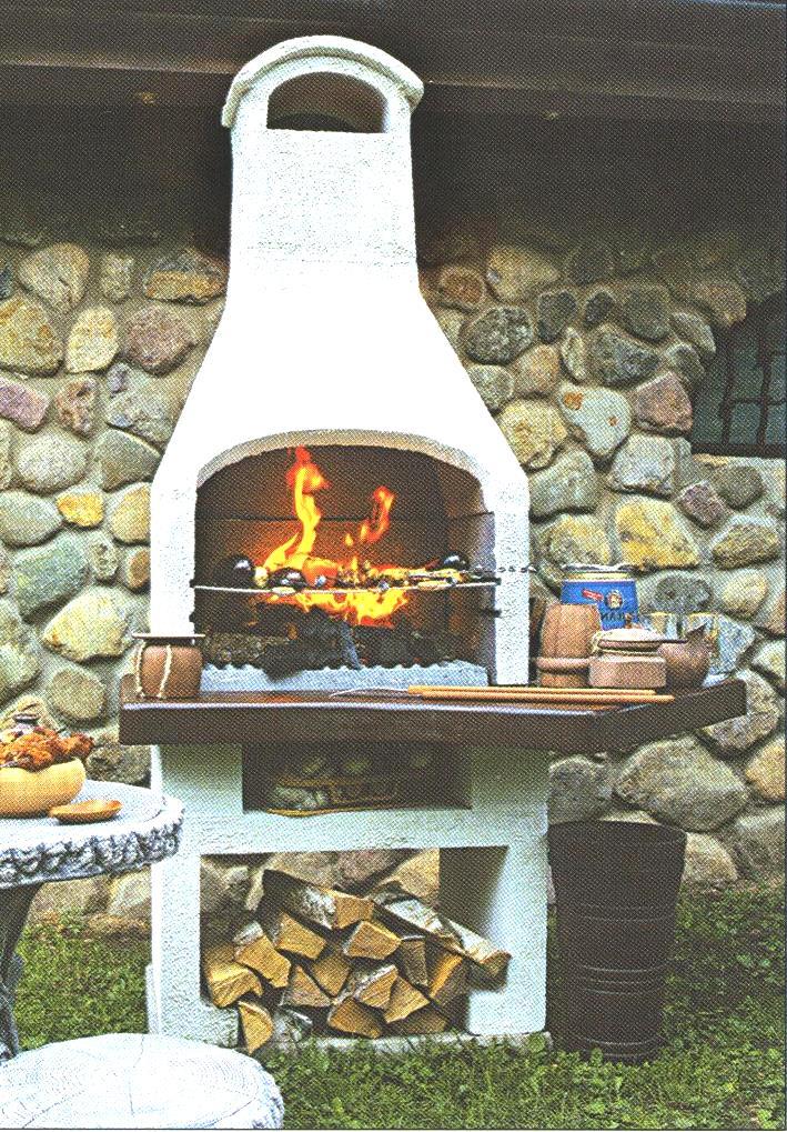 Печи барбекю гурман проект деревянного дома с барбекю очаков